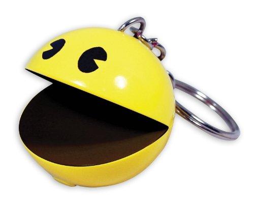 Pac-Man Schlüsselanhänger Offizieller Lizenzartike