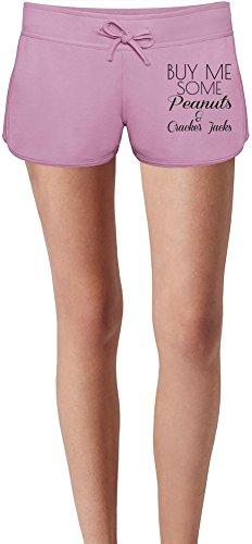 buy-me-some-peanuts-and-cracker-jacks-funny-slogan-sweat-shorts-estivi-per-donne-summer-sweat-shorts