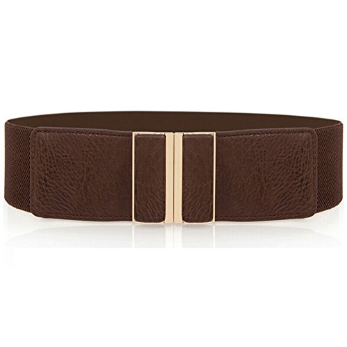 Cintura elastica di moda/Abito con cintura larga/Cintura semplice Joker-G 70cm(28inch)