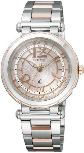 CITIZEN (シチズン) 腕時計 xC クロスシー Eco-Drive エコ・ドライブ 電波時計 XCB38-8991 レディース