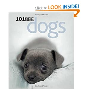 Dogs: 101 Adorable Breeds Book