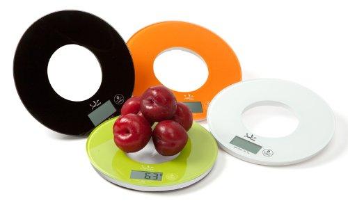 Balanza Cocina Jata 722 Naranja 5kg