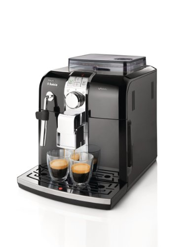 philips saeco ri9833 47 syntia automatic espresso machine. Black Bedroom Furniture Sets. Home Design Ideas