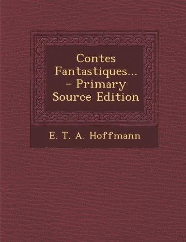 Contes Fantastiques...