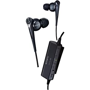 Sony MDRNC100D Digital Noise Canceling Earbuds (Discontinued by Manufacturer)