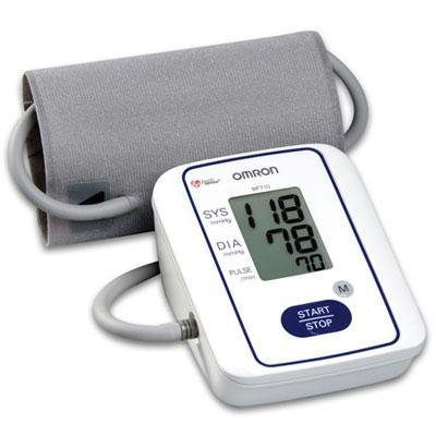 Cheap Selected Auto BP Monitor w/1 Bttn Oprtn By Omron Healthcare (BP-710)