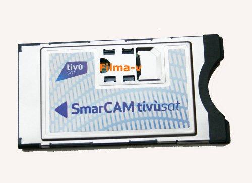 Tivusat SmarCAM senza TivuSat card