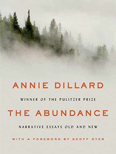 The Abundance: Narrative Essays Old and New cover