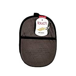 Good Cook Touch Oval Pot Holder with Silicone Grip