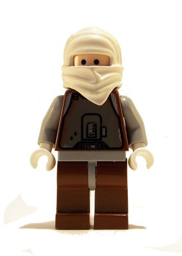 Dengar Bounty Hunter - LEGO Star Wars Figure