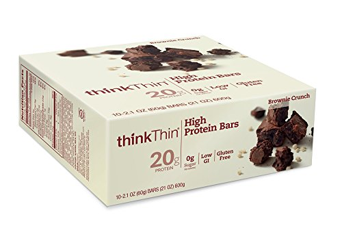 thinkthin-high-protein-bars-brownie-crunch-21-ounce-pack-of-10