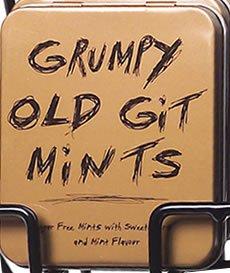 Sugar Free Mints - Grumpy Old Git