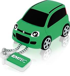 Amazon.com: EMTEC ECMMD8GF103 PEN DRIVE 8GB USB2.0 FIAT