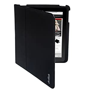 Hard Candy Cases Candy Convertible Case for Apple iPad 4, iPad 3, and iPad 2-Black