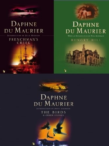 daphne-du-maurier-omnibus-1-frenchmans-creek-the-birds-other-stories-hungry-hill-vmc-book-97-english