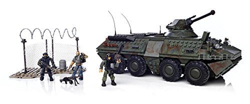 Mega Bloks Call of Duty Combat Vehicle Attack Building Set (Building Vehicles compare prices)
