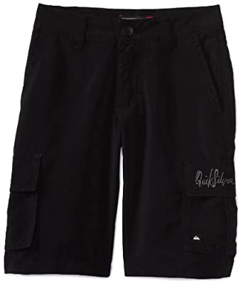 Quiksilver Boys 8-20 Entertain Walkshort, Black, 23, $13.56