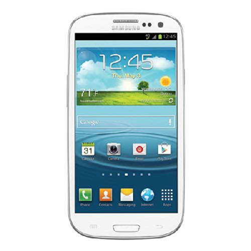 Samsung Galaxy S Iii S3 T999 Gsm Unlocked Android Smartphone - Marble White