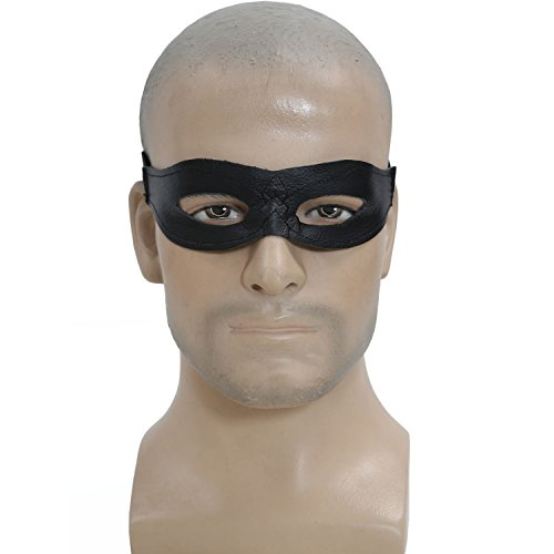 XCOSER® Arrow Oliver Eye Mask Props for Halloween Costume