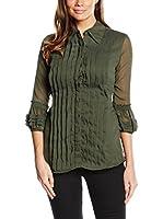 Almatrichi Camisa Mujer Allen (Verde)