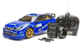 Exspeed Racing 1/16ドリフト仕様ラジコン スバルインプレッサWRC2008