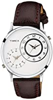 Timex Analog Off-White Dial Men's Watch - TW002E111