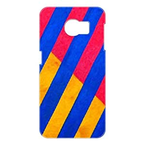 a AND b Designer Printed Mobile Back Cover / Back Case For Samsung Galaxy S6 Edge (SG_S6_3D_877)