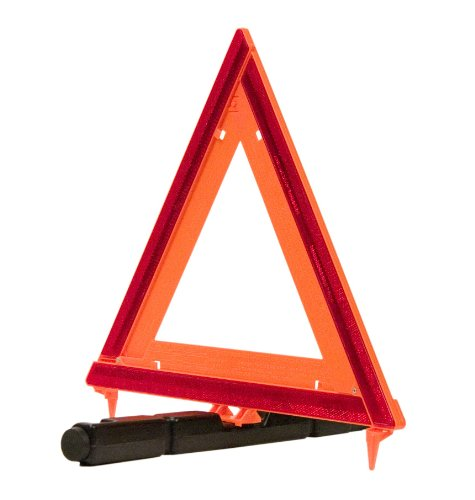 Blazer 7500 3 pk Collapsible Warning Triangle with case-1 each