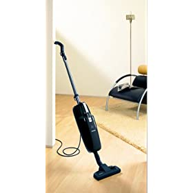 Miele : S163 Universal Mini Upright Vacuum - Black