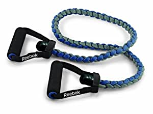 Reebok Heavy Braided Resistance Cords-Blue