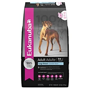 Eukanuba Large Breed Adult Bag, 16-1/2-Pound