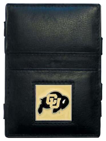 NCAA Colorado Golden Buffaloes Jacob's Ladder Wallet