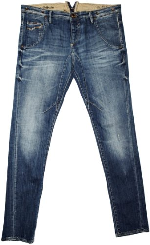 Gas Jacklyn New W784 Drop Crotch Women's Jeans