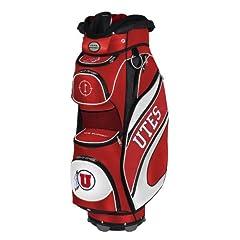 Buy NCAA Utah Utes The Bucket Cooler Cart Bag by Team Effort