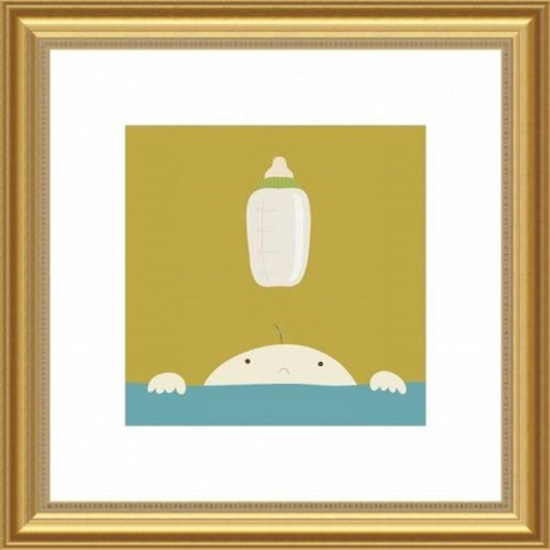 Barewalls Wall Decor by Yuko Lau, Feed Me - 1