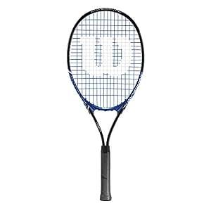 Wilson WRT3201003 Grand Slam XL Graphite Fiber Tennis Racquet, 4 3/4 inch (Multicolor)