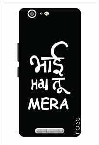 Noise Bhai Printed Cover for Gionee Marathon M5