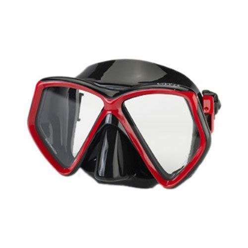 Sherwood Oracle Mask, Black Silicone