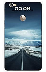 quote Printed Case for LeEco LeTv Le 1s