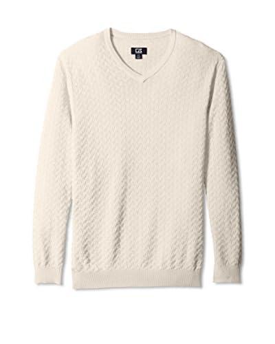 Cutter & Buck Men's Mitchell V-Neck Sweater