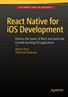 React Native for iOS Development Front Cover