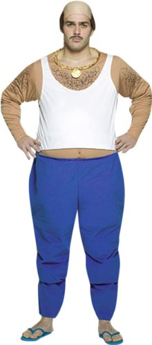 Adult Men's Aqua Teen Hunger Force Carl Costume