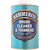 Hammerite 5084920 Brush Cleaner And Thinners 1Ltr