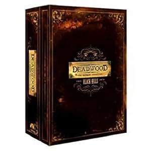 Deadwood: L'integrale des saisons 1 à 3 - Coffret 12 DVD [Import belge]