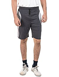 VD Sales, Dark Grey Designer Shorts For Men