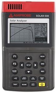 Amprobe SOLAR-500 Solar Power Analyzer