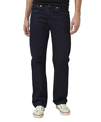 Levi's® - Jean - straight fit - Homme - Bleu (Onewash) - FR : W32/L32 (Taille fabricant : W32/L32)