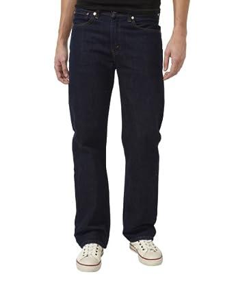 Levi's® - Jean - straight fit - Homme - Bleu (Onewash) - W32/L32