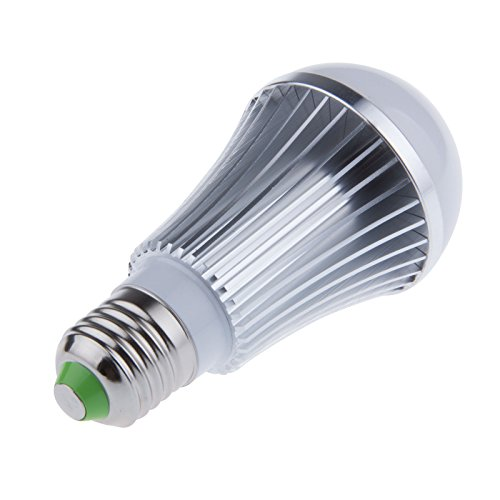 Sunsbell®Super Bright E27 7W Led Globe Bulb Smd 5630 Spot Light Lamp Cool White 110V