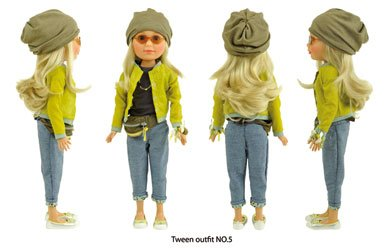 Baby Annabell Tween Doll